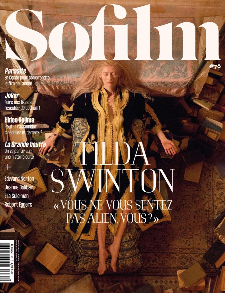 Sofilm #76 – Tilda Swinton