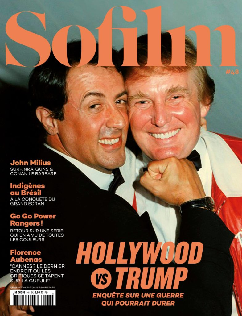 Sofilm #48 – Hollywood vs Trump