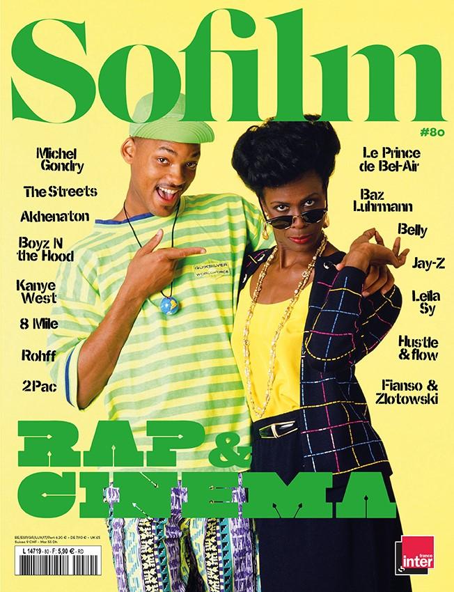 Sofilm # 80 – Rap & Cinéma