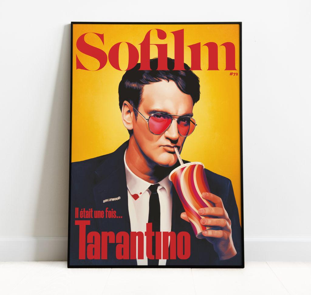 Offre Affiche Tarantino