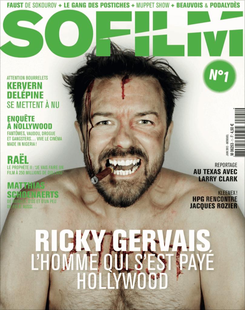 Sofilm #1 – Ricky Gervais