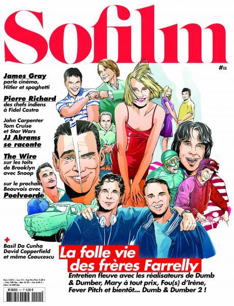 Sofilm #11 – La folle vie des frères Farrelly