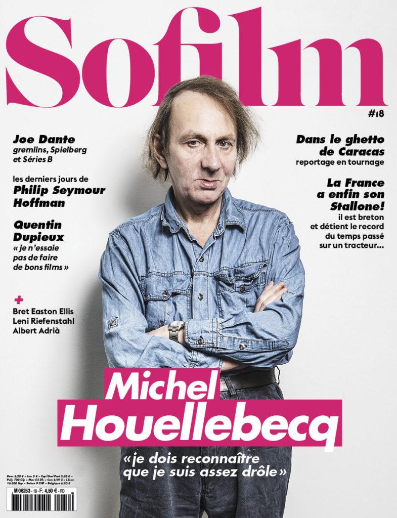 Sofilm #18 – Michel Houellebecq