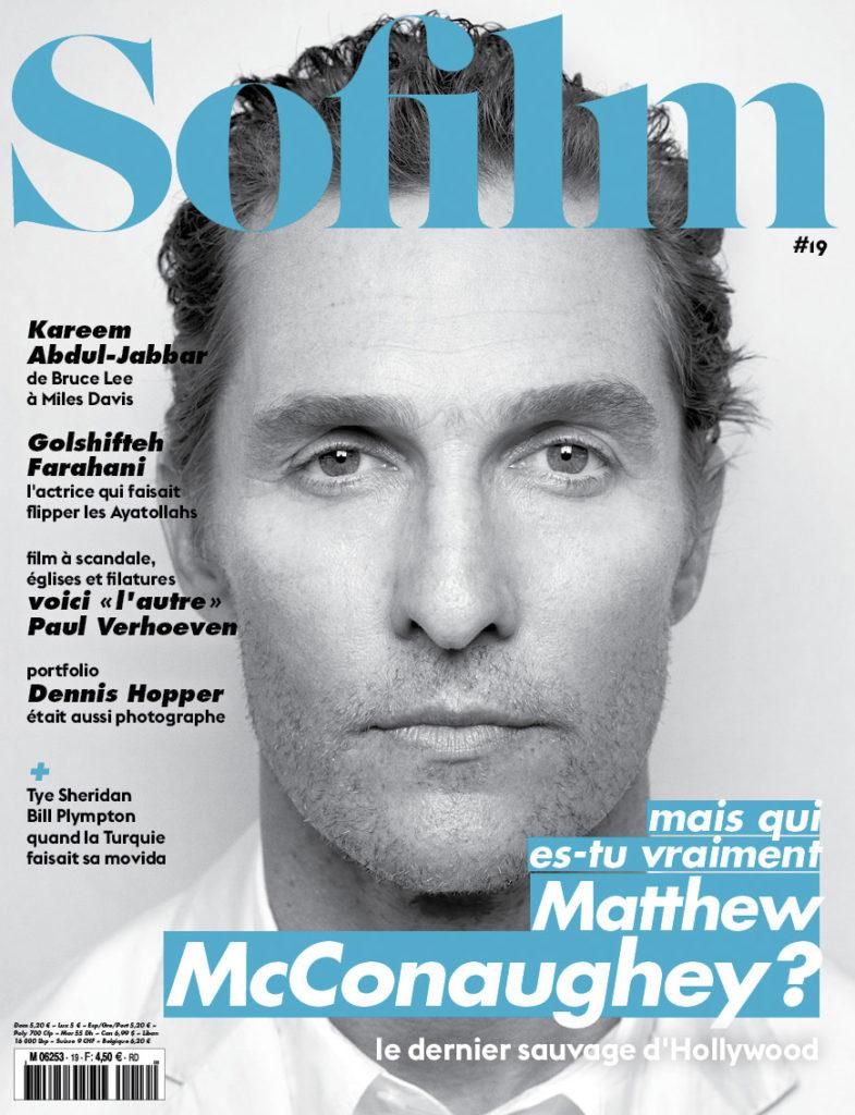 Sofilm #19 – Matthew McConaughey
