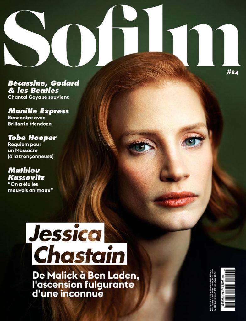 Sofilm #24 – Jessica Chastain