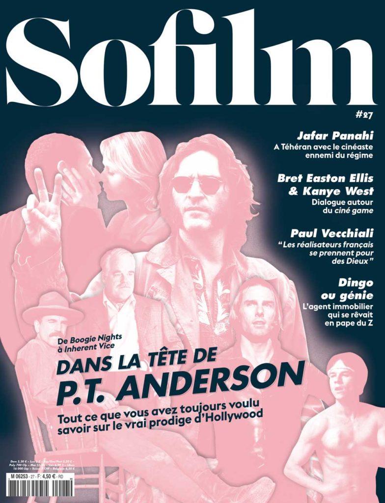 Sofilm #27 – Dans la tête de P.T. Anderson