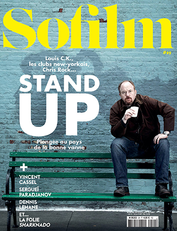 Sofilm #29 – Stand up