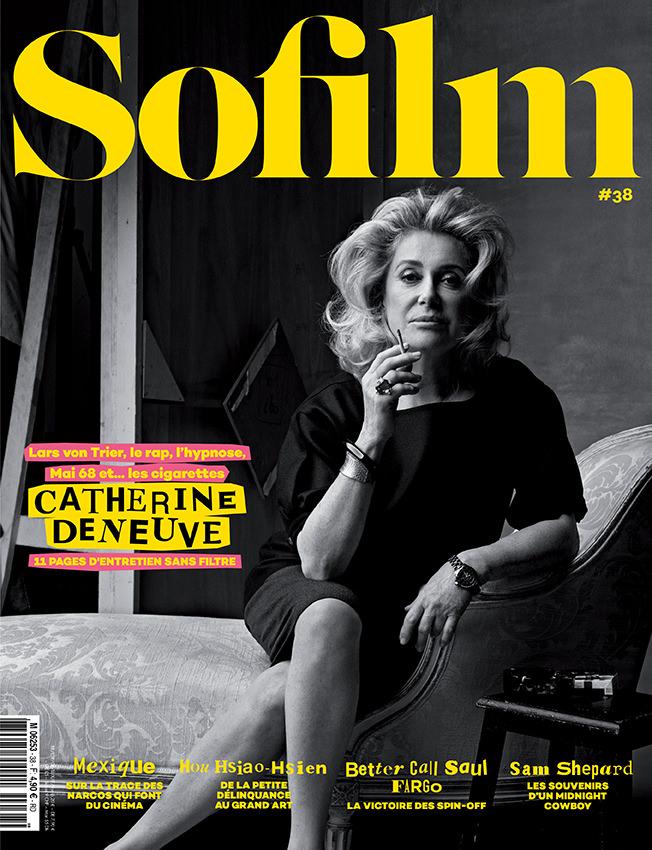 Sofilm #38 – Catherine Deneuve