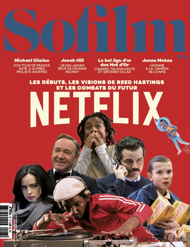 Sofilm #43 – Netflix