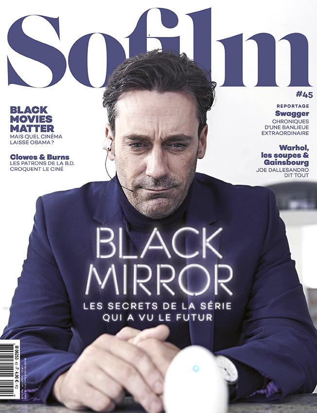 Sofilm #45 – Black Mirror