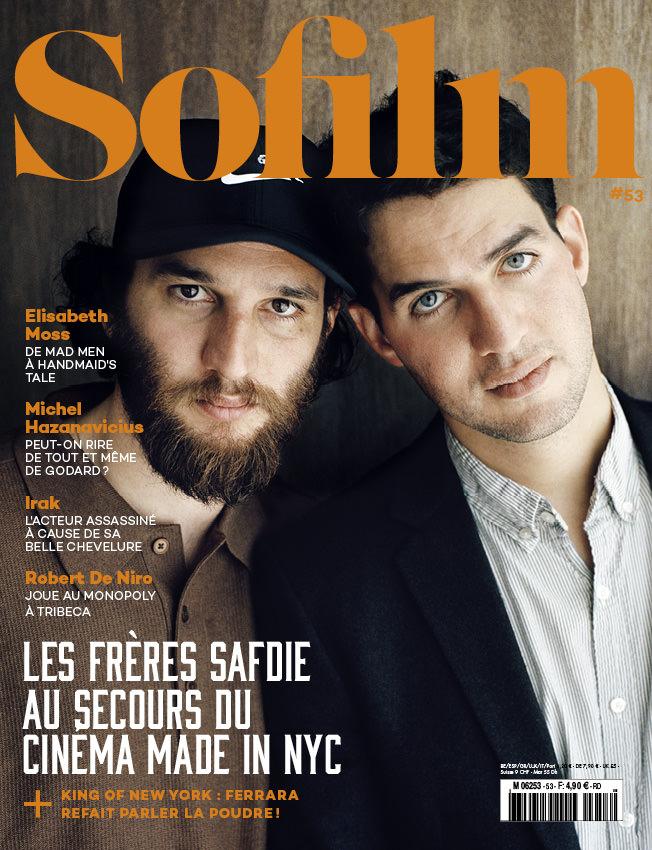 Sofilm #53 – Les frères Safdie