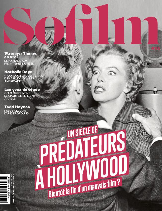 Sofilm #55 – Un siècle de prédateurs à Hollywood