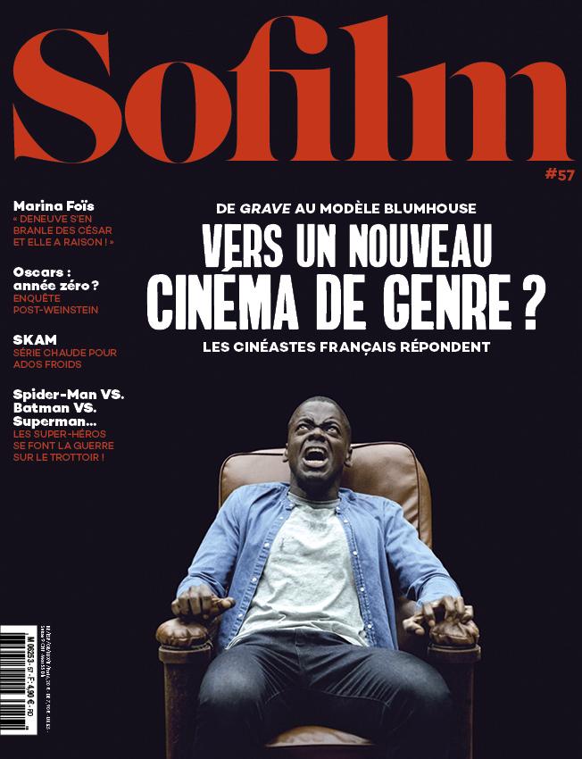 Sofilm #57 – Vers un nouveau cinéma de genre?