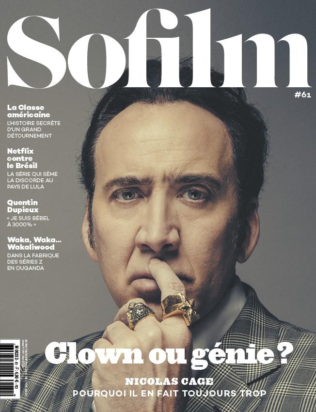 Sofilm #61 – Nicolas Cage – Clown ou génie?
