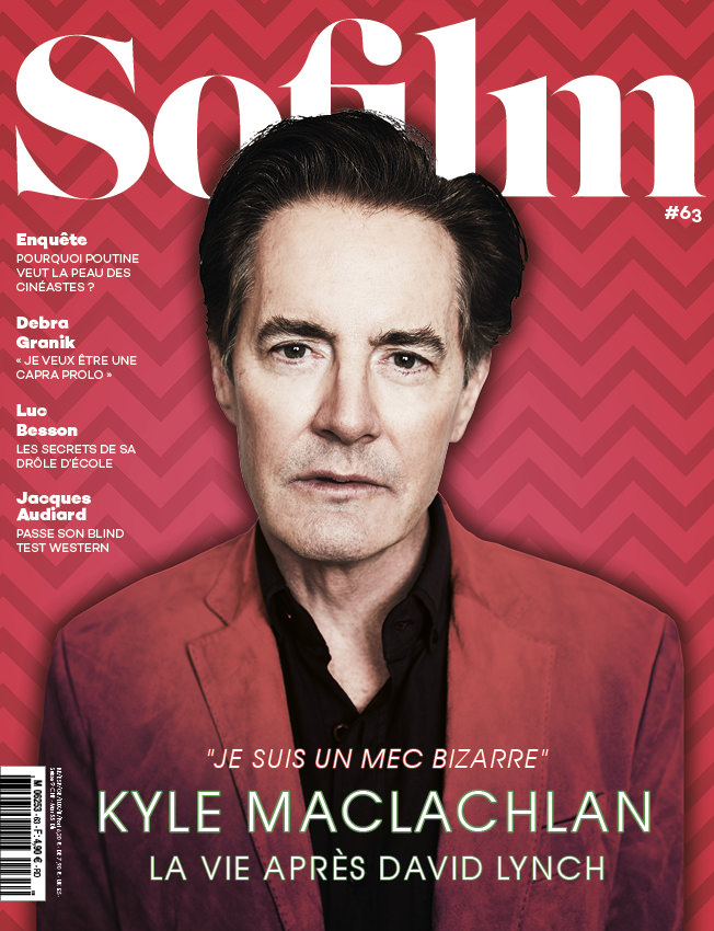 Sofilm #63 – Kyle Maclachlan