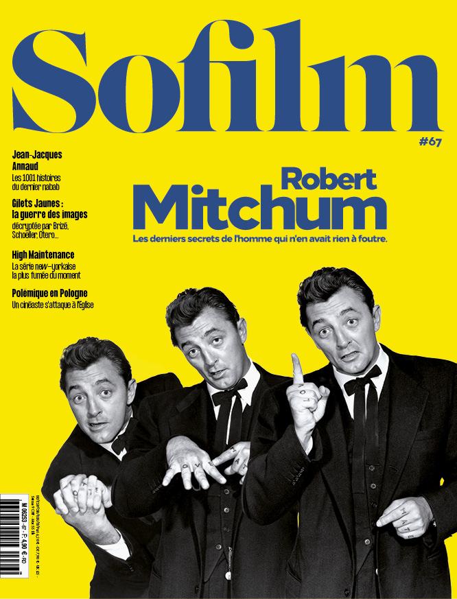 Sofilm #67 – Robert Mitchum