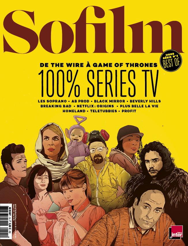 Sofilm HS2 – 100% Série TV