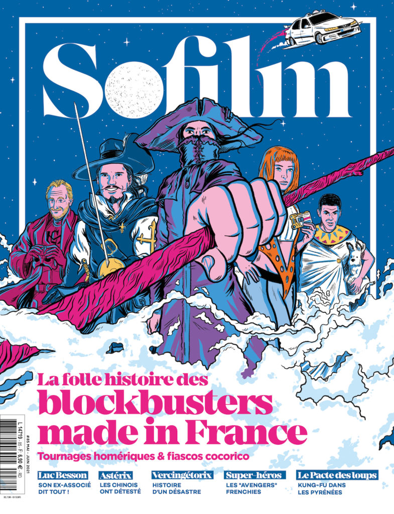SOFILM #85 – Blockbusters «made in France»